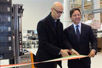 New distribution centre inaugurated for all of Europe
