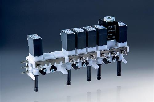 Series DB - Fluid and Dental Multichannel Manifold